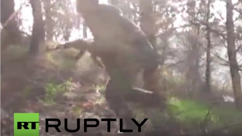 Latakia: Syrische Armee kontrolliert nun al-Nuba-Berge mit Blick auf IS-Hauptversorgungsroute