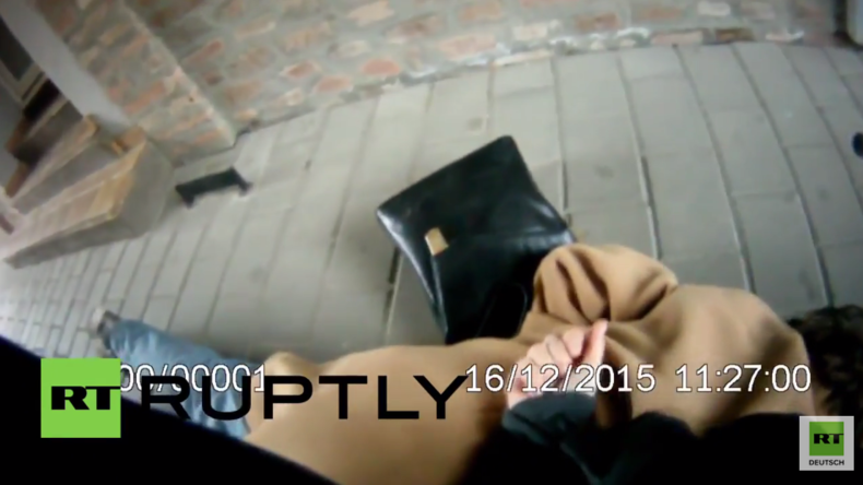 Kroatien: 66-Jährige brutal fürs Überqueren einer roten Ampel verhaftet