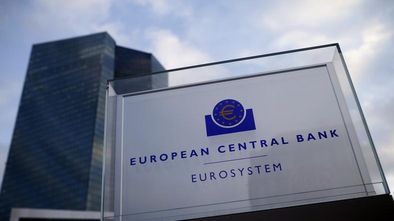 Geld regiert die Welt - Die rechtswidrigen Machenschaften der EZB