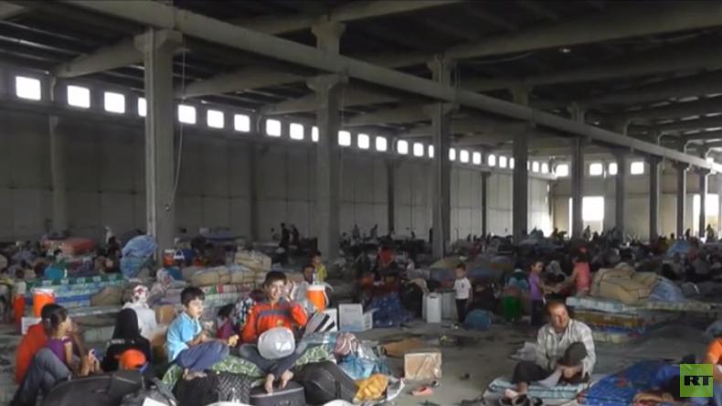 Flüchtlingsdeal zwischen der Türkei und der EU - Die Türkei hält sich nicht an Abmachungen