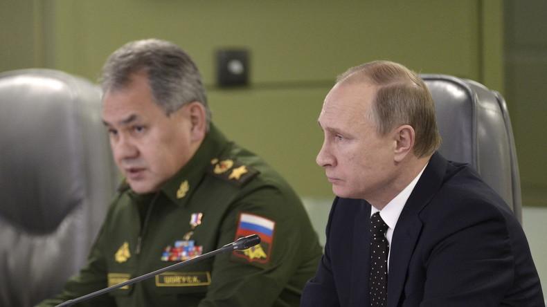 """Frankreich und Russland einigen sich auf engere Kooperation gegen """"Islamischen Staat"""" in Syrien"""