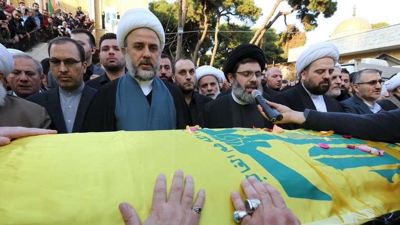 Nasrallah schwört Rache nach israelischem Luftschlag gegen Hisbollah-Kommandeur in Syrien