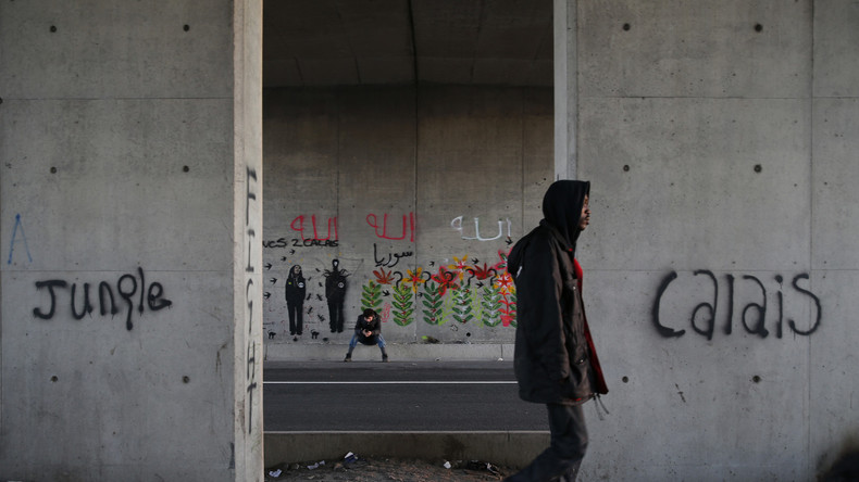 Der Dschungel von Calais - Exklusive RT-Doku in deutscher Übersetzung