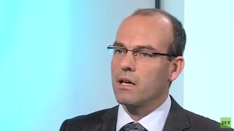 Dr. Rainer Rothfuss: Komplexe Gemengelage in Syrien
