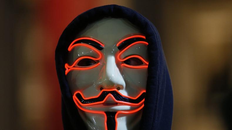 Anonymous erklärt Türkei Cyberkrieg: Wir können nicht akzeptieren, dass Erdogan den IS unterstützt