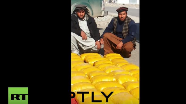 Russische Behörden beschlagnahmen 600 kg Opium, das über die Türkei in die EU sollte