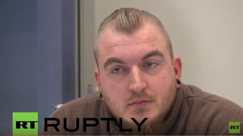 Deutschland: NPD-Politiker zu sechs Monaten Haft auf Bewährung verurteilt wegen Nazi-Tattoo