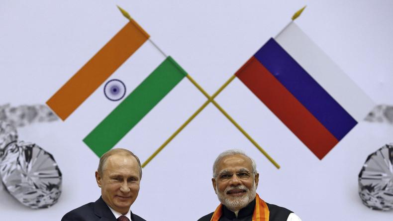 Indien: Wir wollen das Investitionsvolumen mit Russland verfünffachen