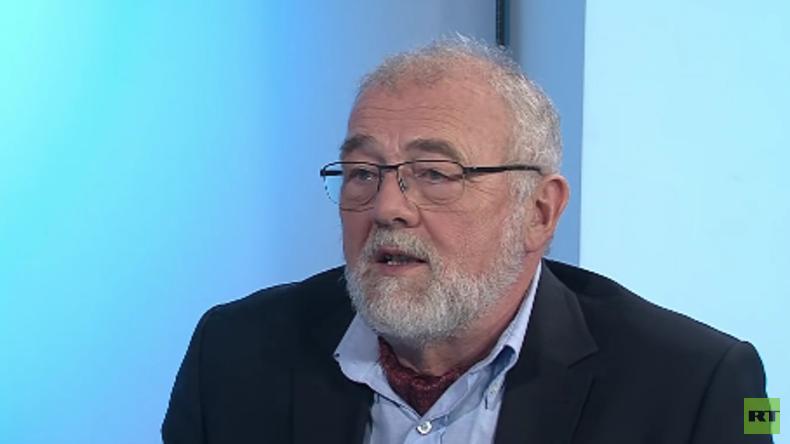 Westliche NGOs in Russland - Rainer Rupp im RT Deutsch-Gespräch