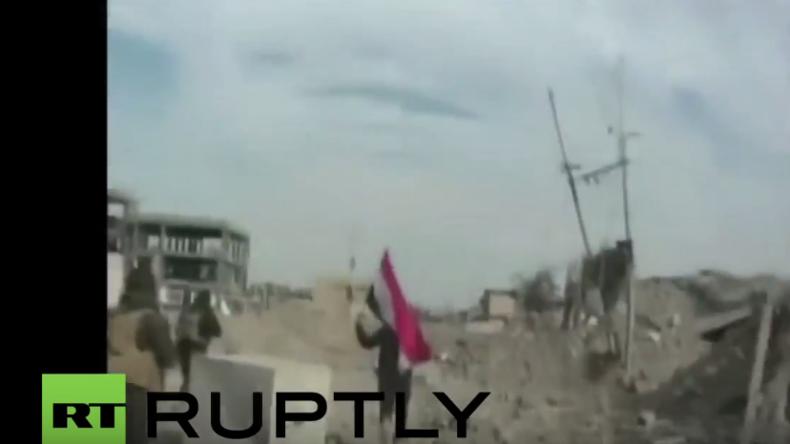Irakische Armee erobert IS-Hochburg Ramadi komplett zurück