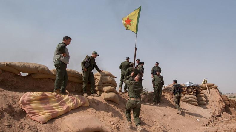 Russische Luftwaffe unterstützt erfolgreich kurdisches Anti-IS-Bündnis in Syrien