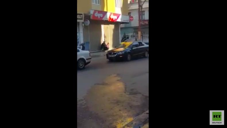 Türkei: IS-Sympathisanten feiern in Gaziantep Terroranschläge von Paris