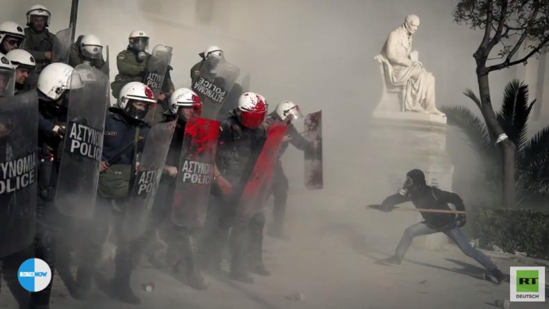 Eine Auswahl der dramatischsten Bilder des Jahres 2015
