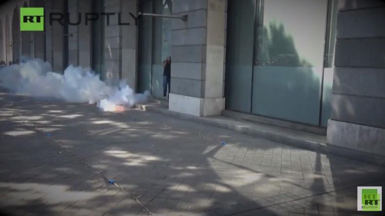 Ein actionreiches Jahr: Ein Rückblick der russischen Video-Agentur Ruptly