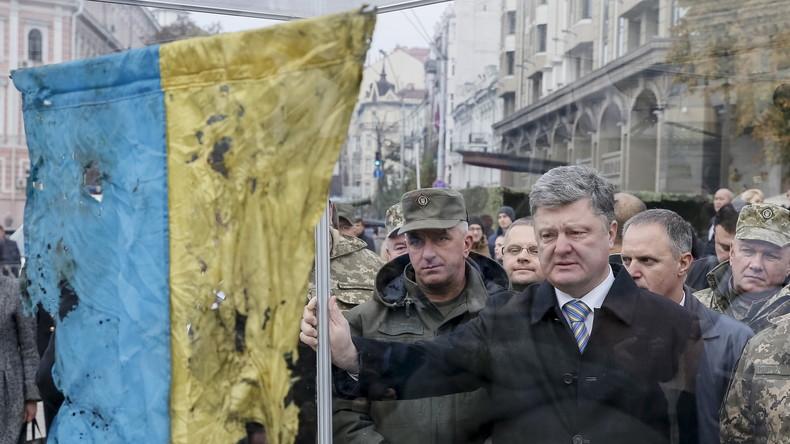 Ukraine 2016: Weit von einer selbstbestimmten Rolle entfernt