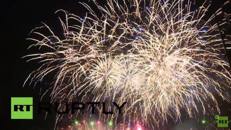 Live ab 23:30 Uhr: Silvesterfeier am Brandenburger Tor in Berlin