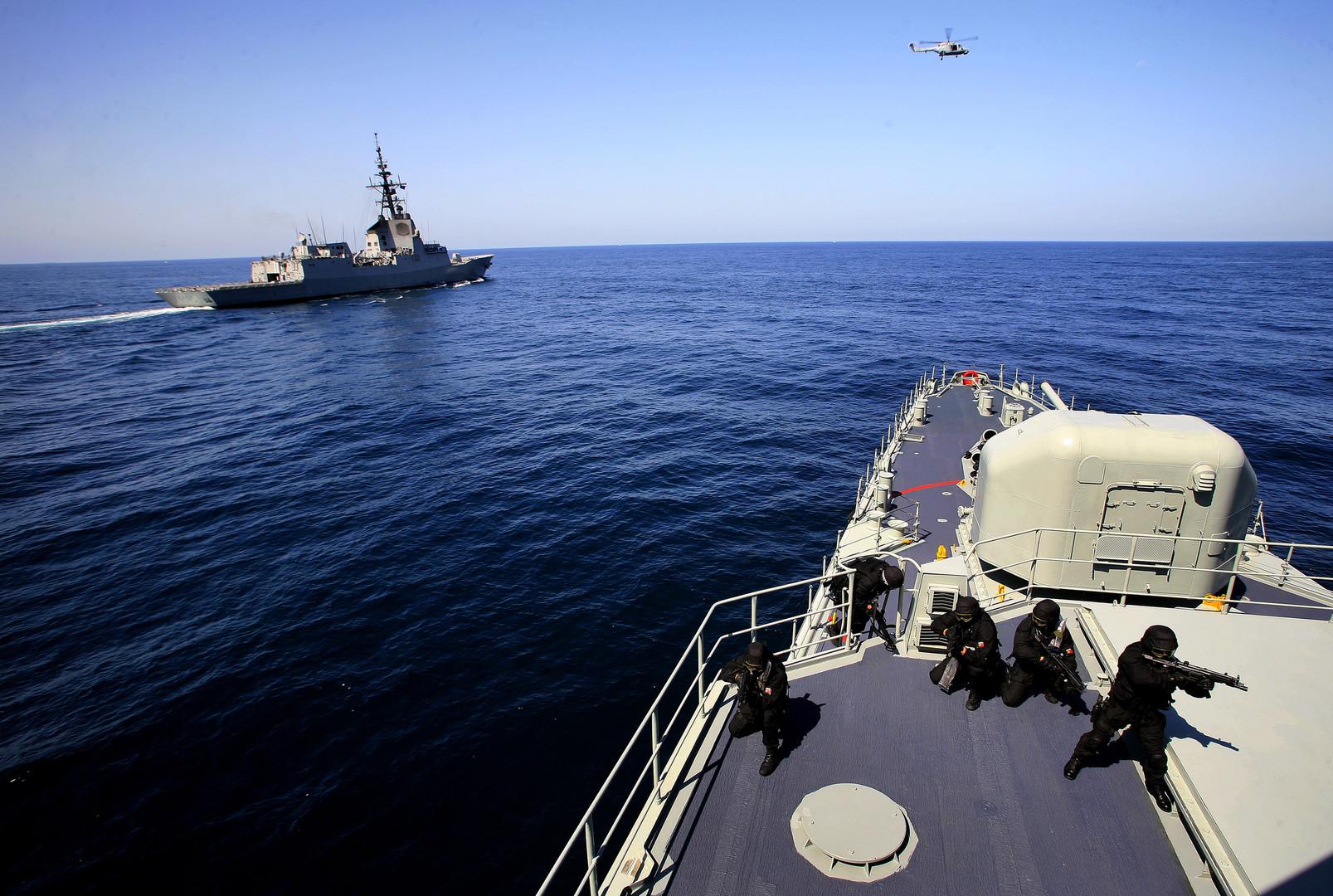 Symbolbild - NATO-Übung im Mittelmeer