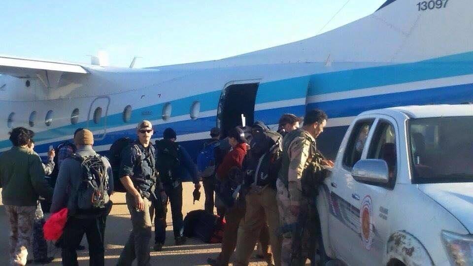 """Libyen verweist US-Spezialeinheiten aus Luftwaffenbasis: """"Keine Aufenthaltsgenehmigung"""""""