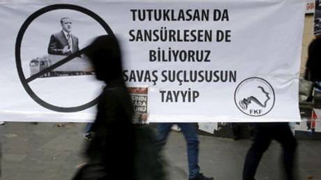 Transparent in Ankara: