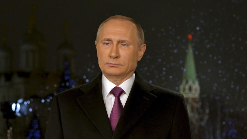 Neue Sicherheitsstrategie der Russischen Föderation
