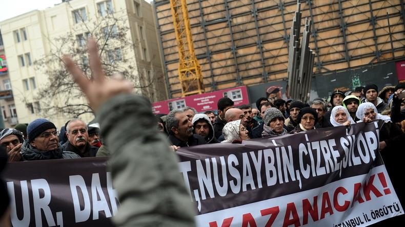 Türkei intensiviert Kampf gegen Kurden - Zahlreiche Festnahmen und Tote