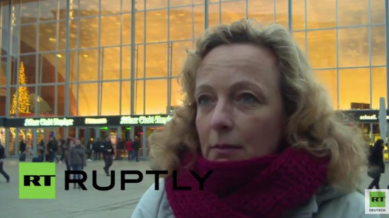 """Kölner Frauen schockiert nach sexueller Gewalt: """"Ich zweifle an unserem Rechtsstaat"""""""