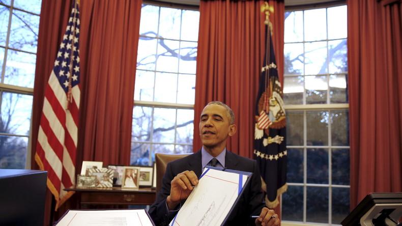 Präsidialer Alleingang: Obama will Waffenrecht in den USA verschärfen