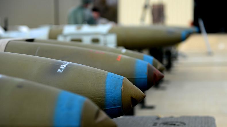 Die Waffendeals der USA: Golfstaaten und militante Islamisten greifen gerne zu