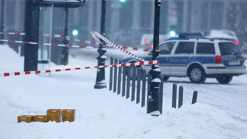Live: Kanzleramt wegen verdächtiger Postsendung abgeriegelt