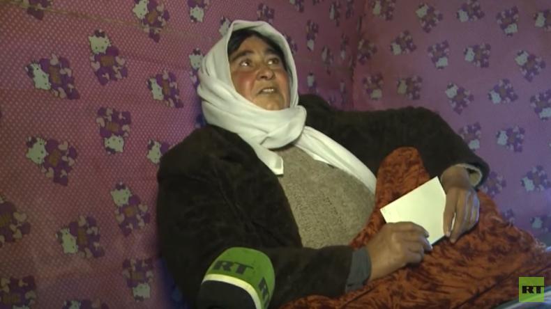 Dem IS entkommen - RT Exklusiv-Reportage aus dem Jesiden-Camp Al-Hasakah in Syrien