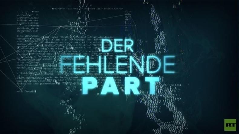 DER FEHLENDE PART: Köln - Beginn einer neuen Qualität der Gewalt?  [S2 - E54]