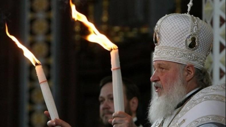 """Live: """"Heiligabend"""" in Russland - Feierliche Weihnachtsmesse in der Christ-Erlöser-Kathedrale"""