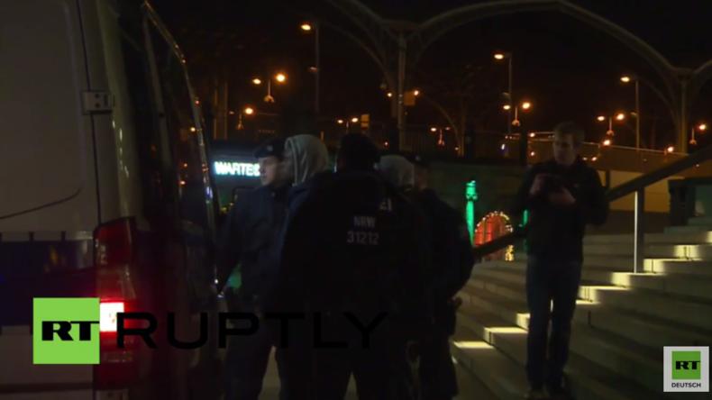 Köln: Nach der Übergriffswelle in der Silvesternacht verstärkte Polizeipräsenz am Hauptbahnhof