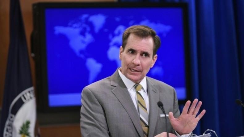 """US-Außenamt bestätigt  Existenz von Strategiepapier zum """"Rücktritt"""" von al-Assad für 2017"""