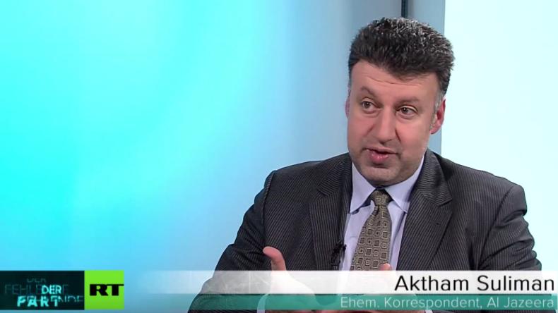 Aktham Suliman analysiert für RT Deutsch den Konflikt zwischen Saudi-Arabien und dem Iran