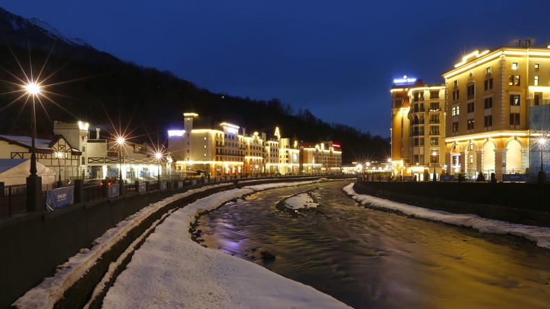 Russen verbringen Winterurlaub vermehrt im eigenen Land