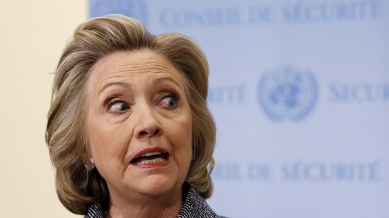 Deklassifizierte E-Mails von Clinton decken neue Motive für Libyen-Invasion auf