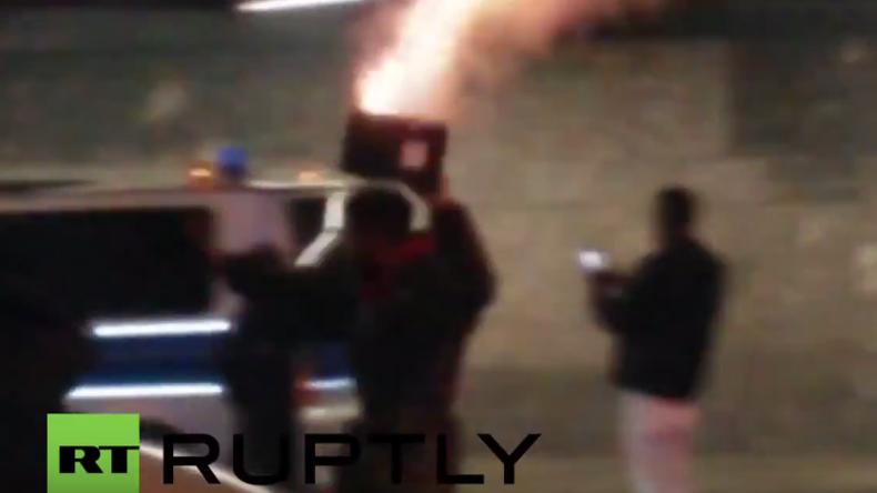 Weitere Videoaufnahmen zeigen Chaos der Silvesternacht in Köln