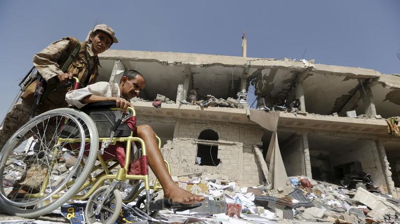 HRW beschuldigt Saudi Arabien der Kriegsverbrechen: Abwurf von US-Streumunition auf Zivilisten