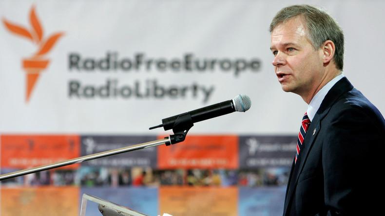 US-Sender Radio Free Europe gönnt sich eine neue antirussische Propagandamaschine