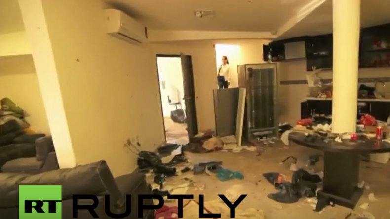 Mexiko: Video zeigt Haus und Fluchttunnel El Chapos nach der Stürmung