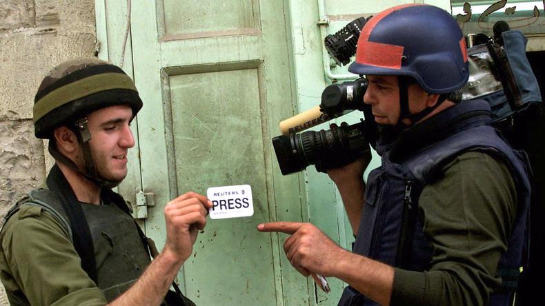 Knast in Israel: Palästinensischer Journalist in Lebensgefahr