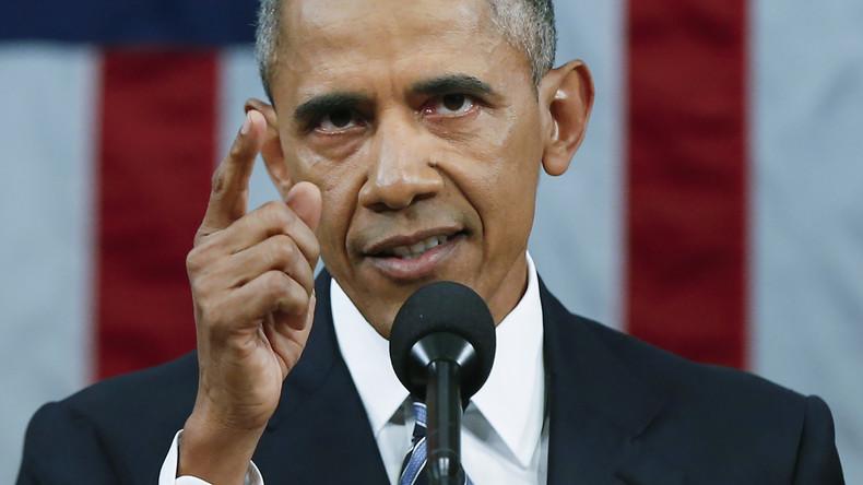 Alle bisherigen Obamas State of the Union Addresses in der 1 Minuten-Zusammenfassung: Krieg!