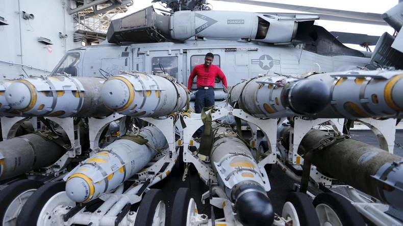 """Geschönte CFR-Studie: """"23.000 US-Bomben im Nahen Osten trafen nur Islamisten"""""""