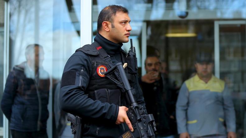 Türkei: Sicherheitskräfte verhaften mehrere Akademiker nach Kritik am türkischen Staat