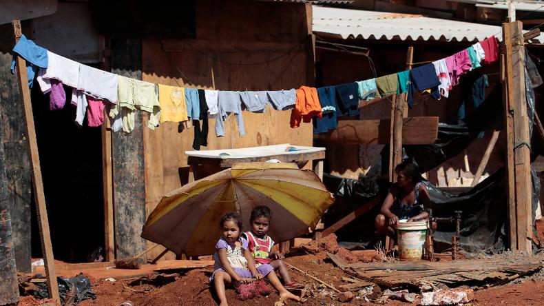 Wirtschaftssystem für das 1 Prozent - Neue Studie von Oxfam belegt: Die Welt wird immer ungerechter