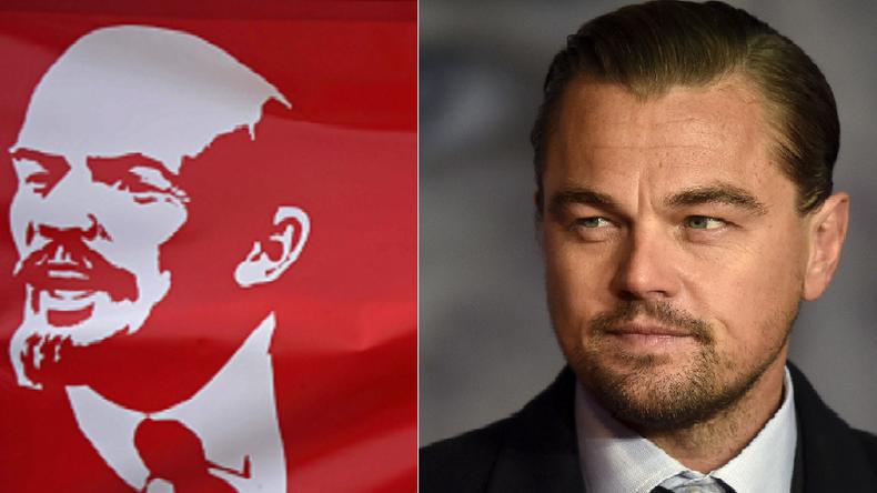 Leonardo DiCaprio als Lenin? Russlands ältestes Filmstudio ist bereit für 'Action'