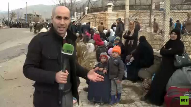 """RT-Recherche: BILD-""""Enthüllungsbericht"""" zu syrischer Stadt Madaja basiert auf Lügen"""