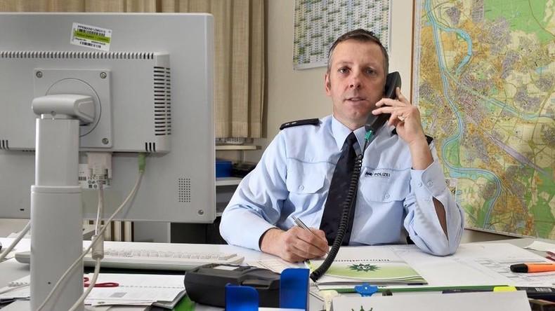 RT-Interview: Polizei-Gewerkschaftler Thomas Mohr zur Personalsituation und Silvester-Übergriffen