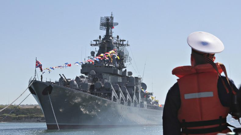 In Reaktion auf NATO-Pläne: Russland verstärkt Militärpräsenz in der Schwarzmeerregion
